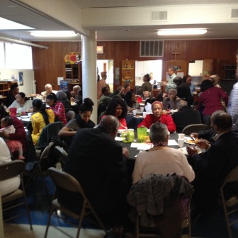 Black History Month Sunday Soul Food Luncheon