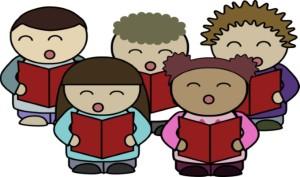 Children Singing Icon