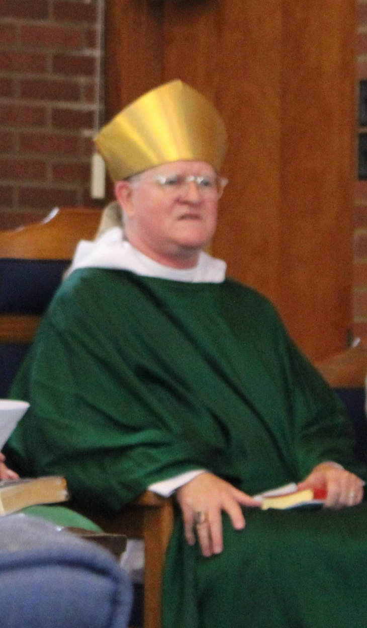 Bishop Smith's Visit-Unification Sunday