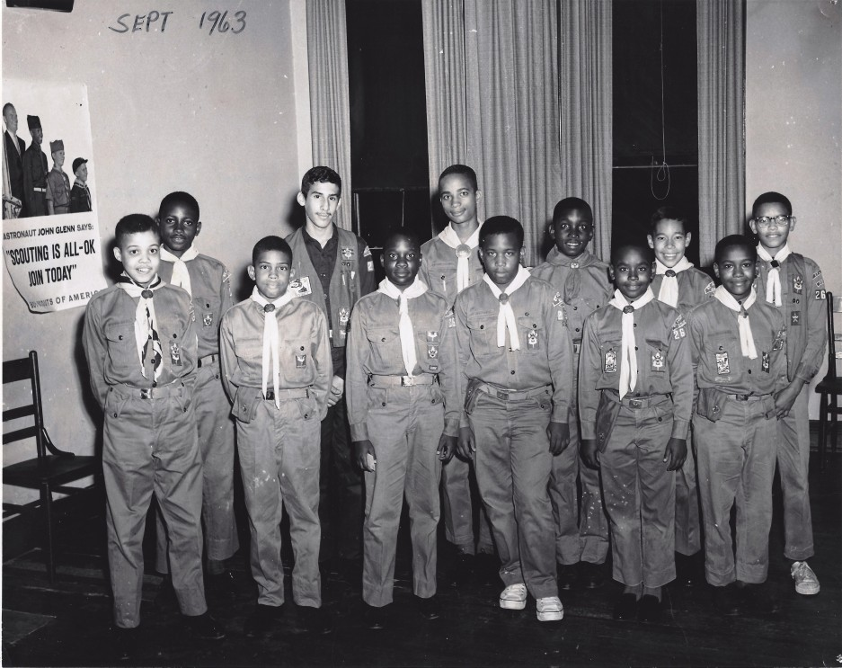1963 Eagle Scouts
