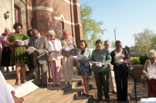 2012-3 Palm Sunday Eucharist 2