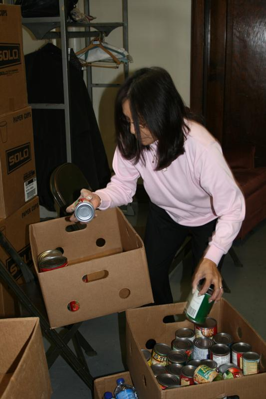 2014 - Food Pantry - Lita Lucas