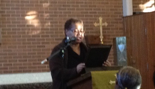 Gospel Jubilee 2018-Alderwoman Marvalda Jones, City of Northwoods - Copy