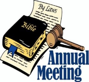 annual meeting clip art