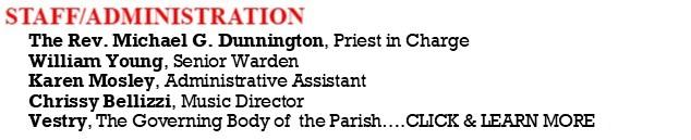 staff listing