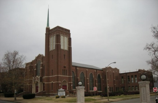 All Saints Building in 2016