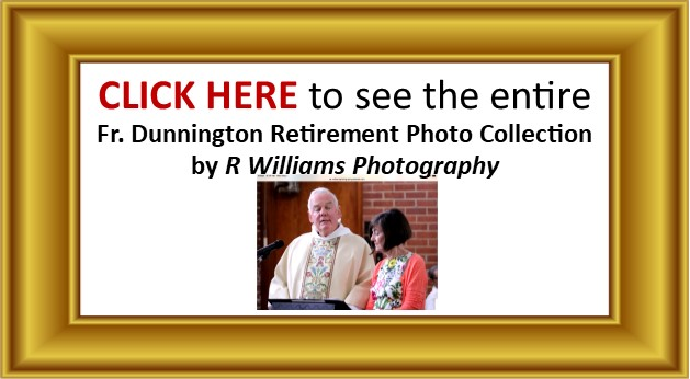 Fr D Retirement PICTURE FRAME