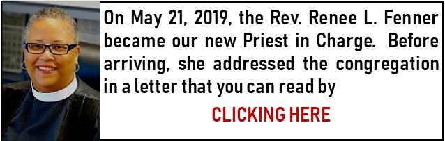 Letter from Rev Renee 3-31-19