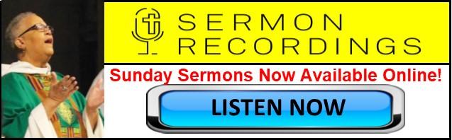 Sermon Recordings Announcement