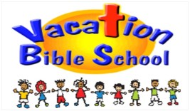 Vacation Bible School Clip Art rev2