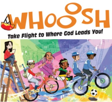 Vacation Bible School Wooosh Clip Art 2019