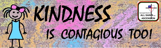 Kindness is Contagious Too Clip Art rev1