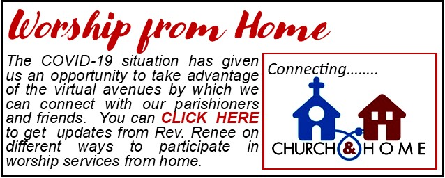 Worship from Home Announcement rev2