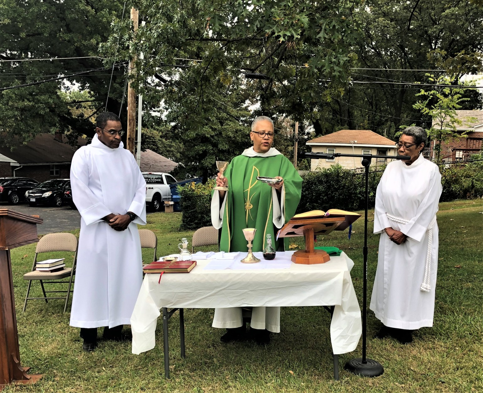Mass In the Grass 2019