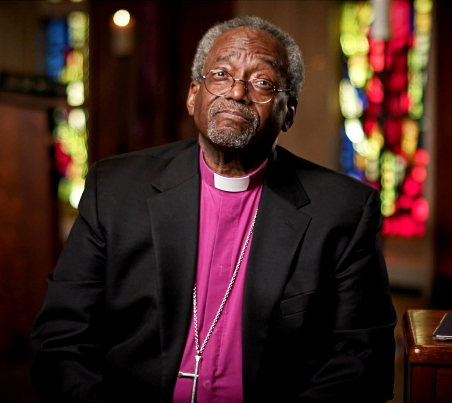 Bishop Curry Photo (serious)