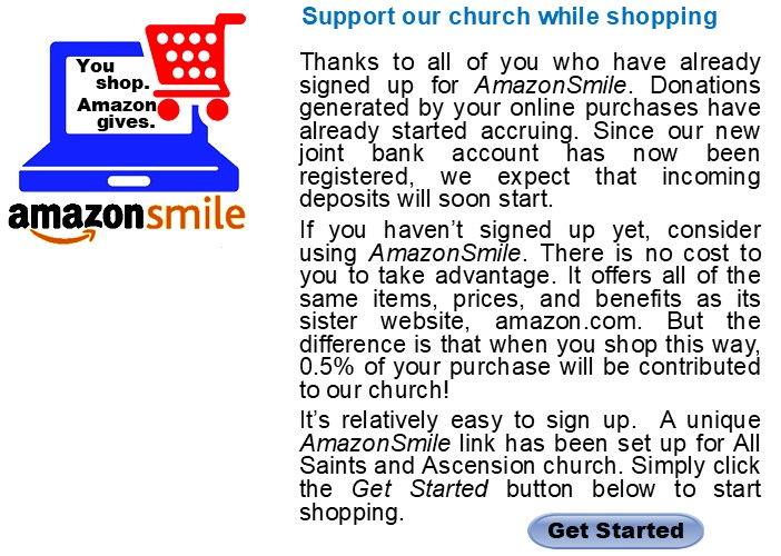 AmazonSmile Announcement rev1