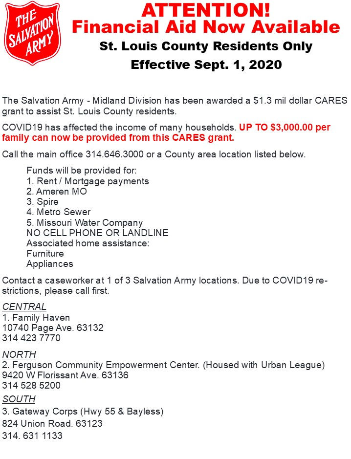 Salvation Army Grant Announcement ver2