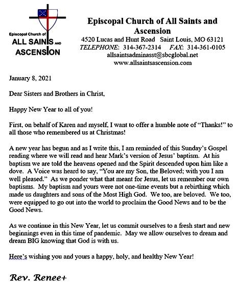 Rev Renee New Years Letter Jan 2021 (PHOTO VIEW)