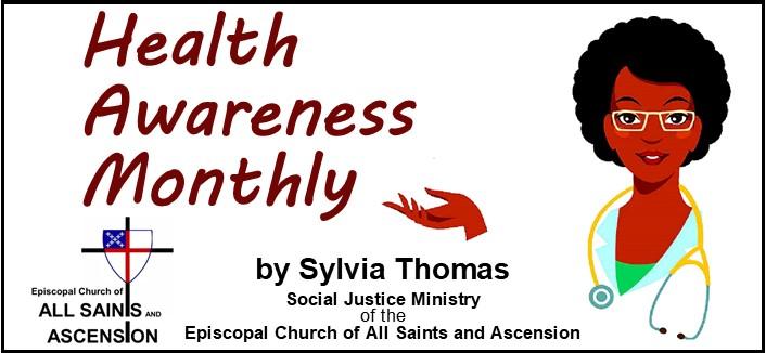 Health Awareness Monthly Logo
