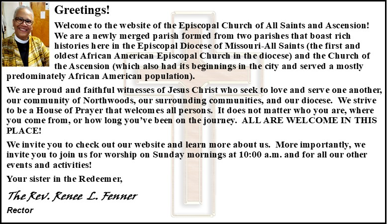 Website Welcome from Rector rev3