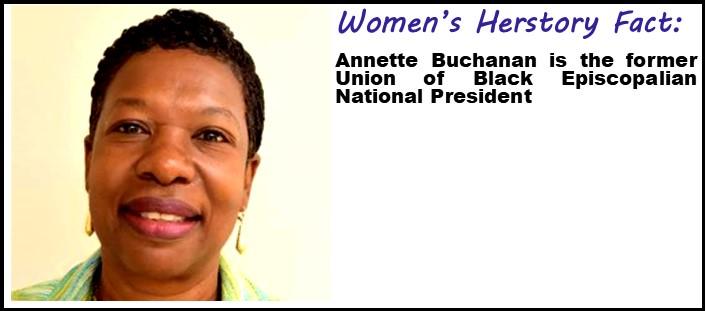 Women Herstery Fact-Buchanon