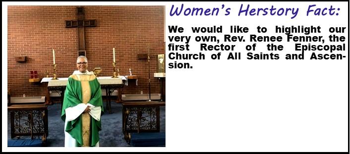 Women Herstery Fact-Fenner