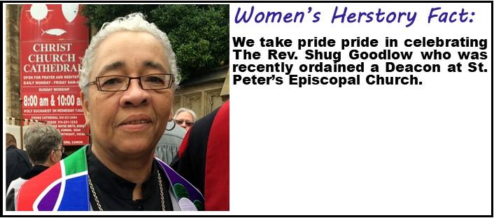 Women Herstery Fact-Goodlow