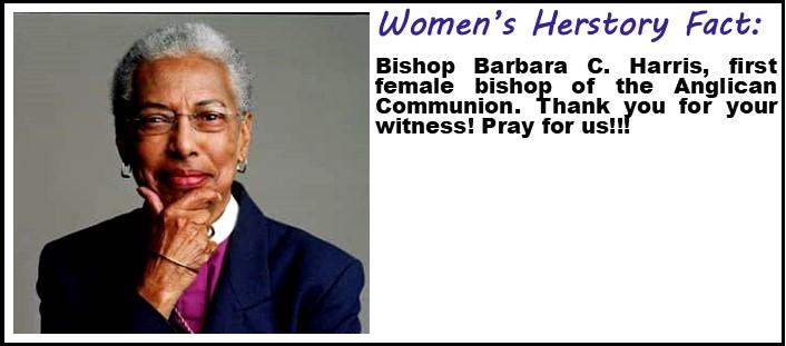 Women Herstery Fact-Harris