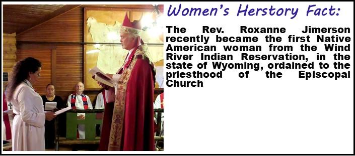 Women Herstery Fact-Jimerson