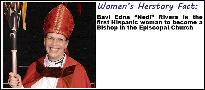 Women Herstery Fact-Rivera