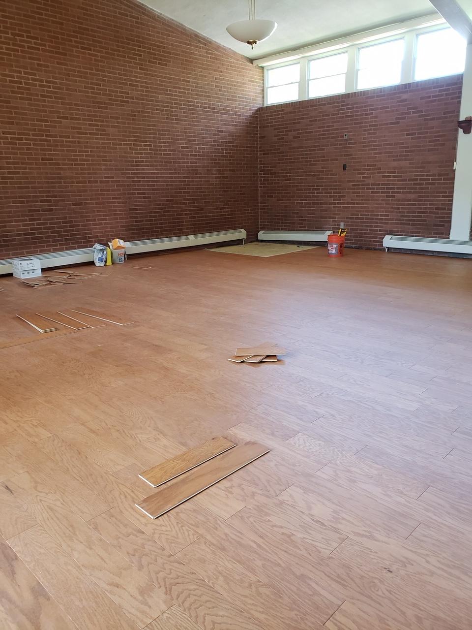 New Flooring #3
