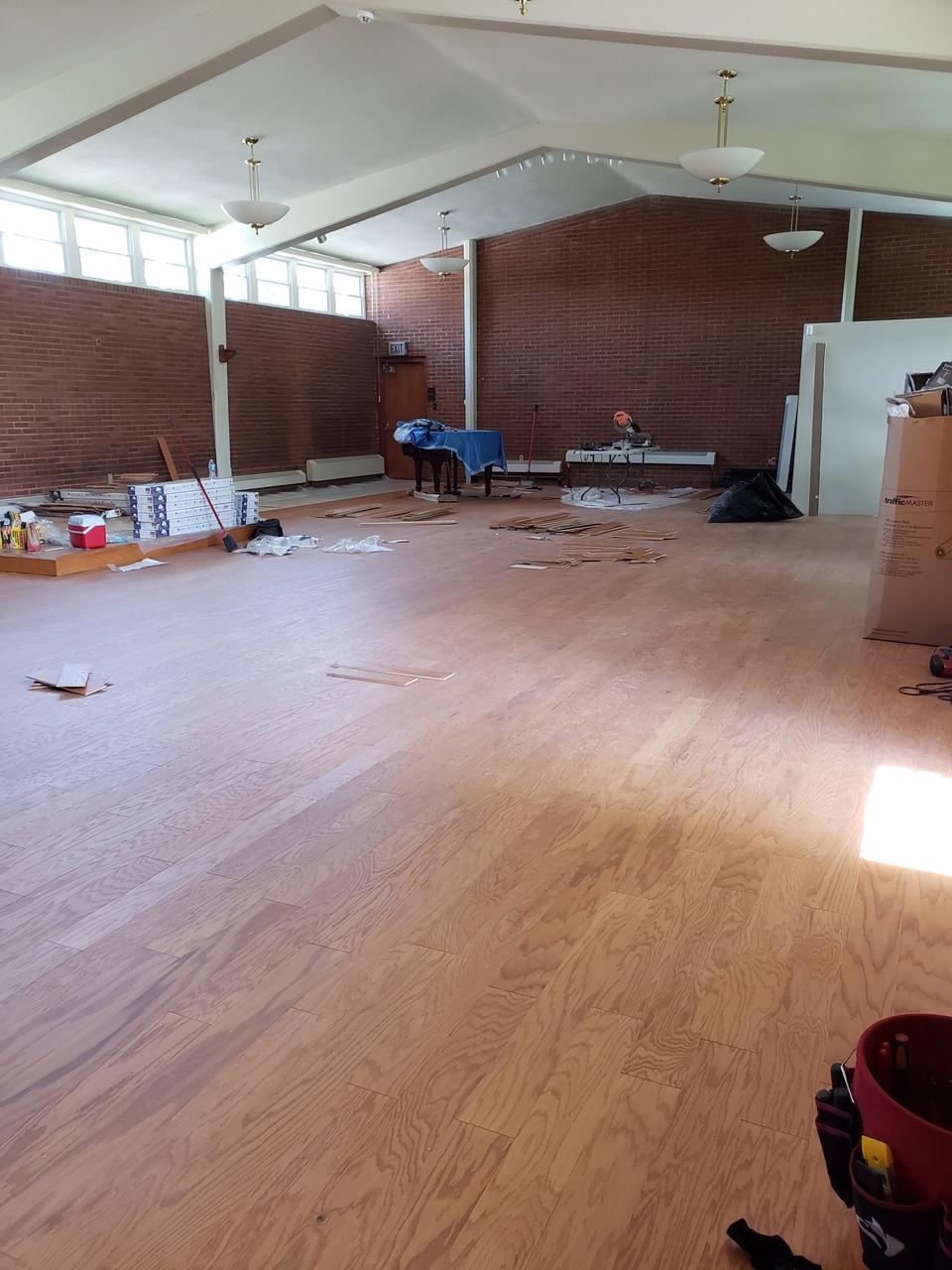 New Flooring #4
