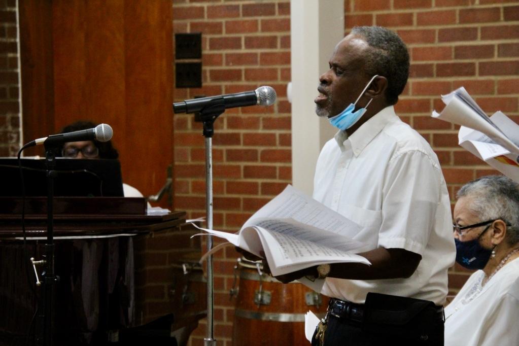 Walter Fox-Choir