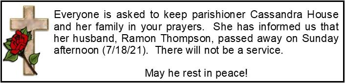 Funeral Announcement-Raymon Thompson ver2