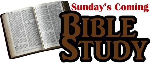 Bible Study Clip Art rev3